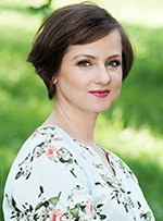 Karolina Nosowicz - Coach and business trainer.
