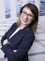 Beata Molska - Managing Director